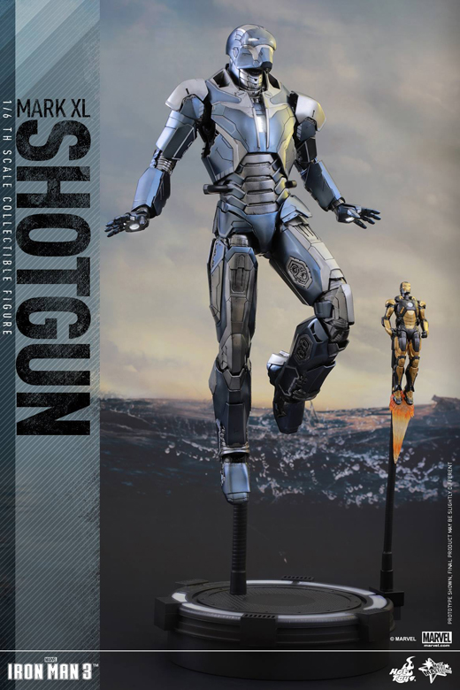 Iron Man 3 Mark 40(SHOTGUN)