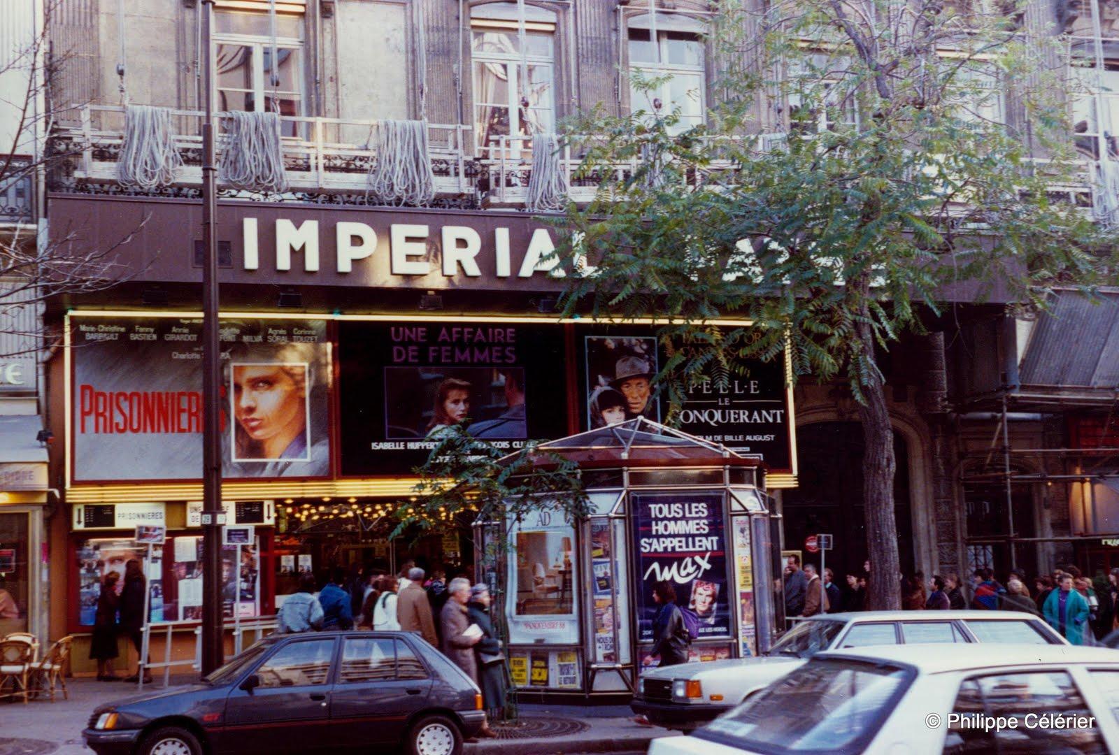séance opera gaumont