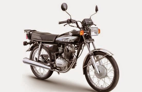 Honda TMX 125 Alpha Specification and Price