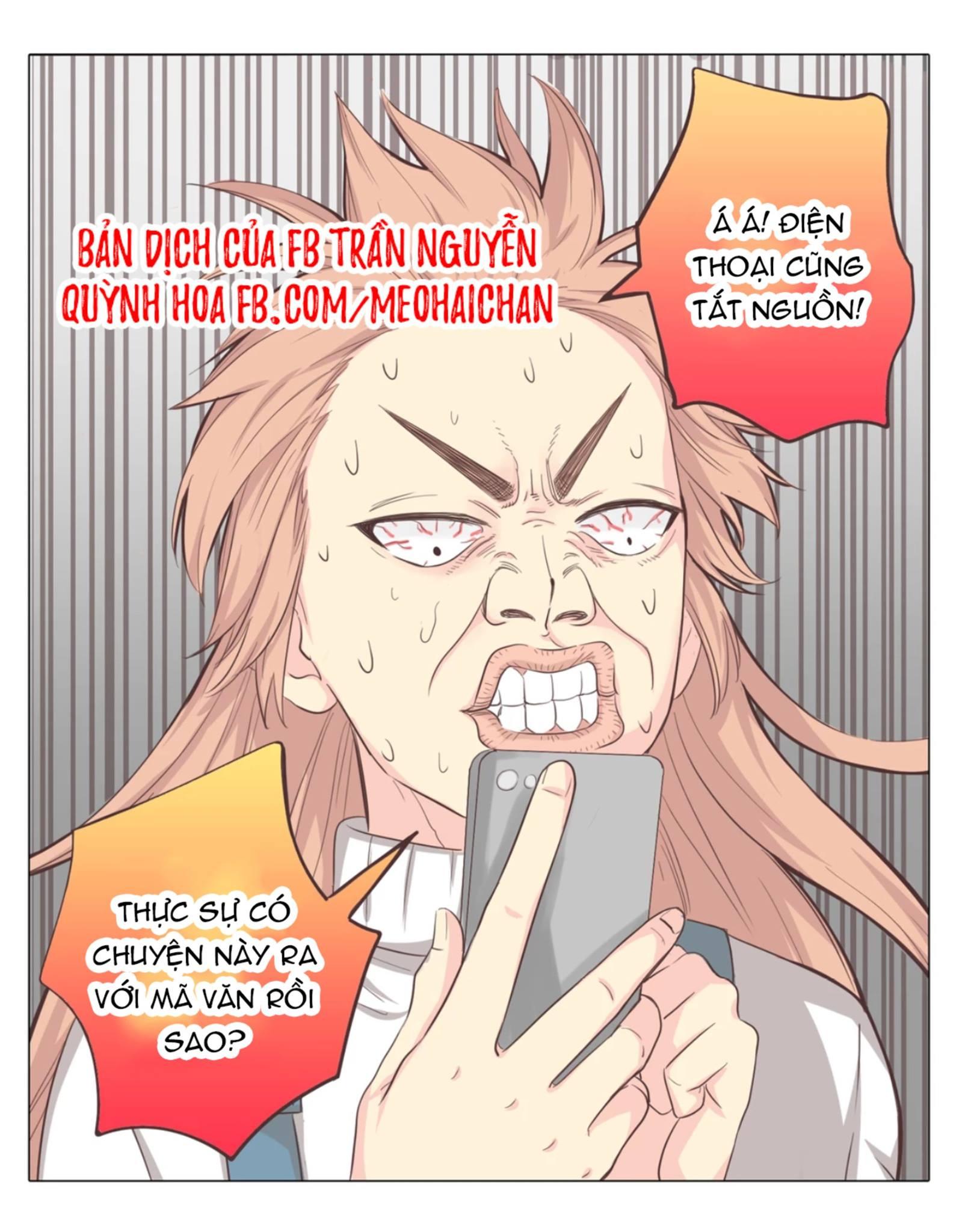 Xin Chào! Dân Nữ chap 33 Trang 20 - Mangak.info