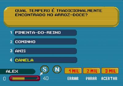 SHOW DO MILHÃO 1 - MEGADRIVER + EMULADOR FUSION