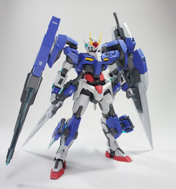 MG 00 Gundam Seven Sword