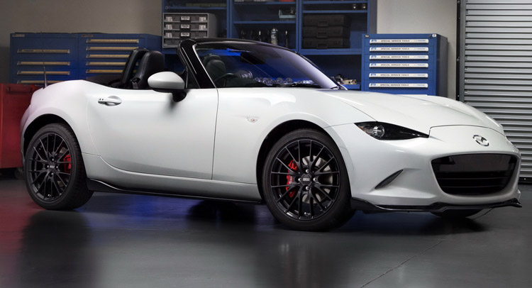 2016 Mazda Mx 5 Accessories Concept Shows Off Its Aero | 2016 Car ...