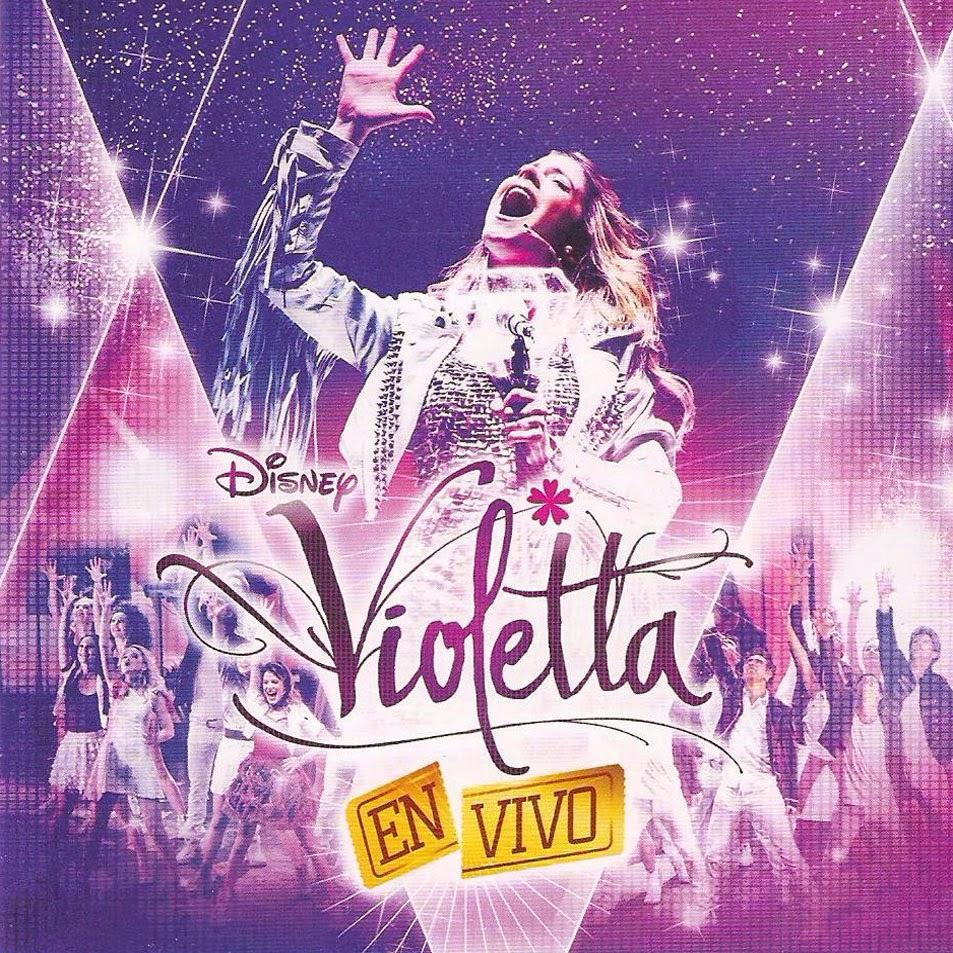 Violeta en Vivo