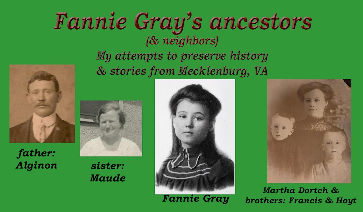 Preserving Mecklenburg, VA history and memories