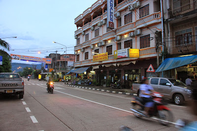 Chaleun Lao Hôtel à Pakse - Laos