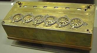 Mesin Hitung temuan Blaise Pascal
