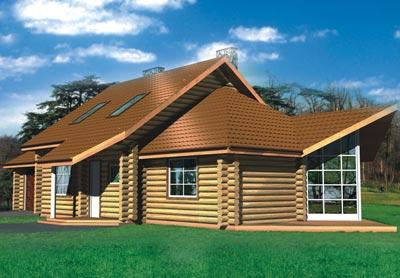 Le casette in legno, si ripresentano come una delle soluzioni