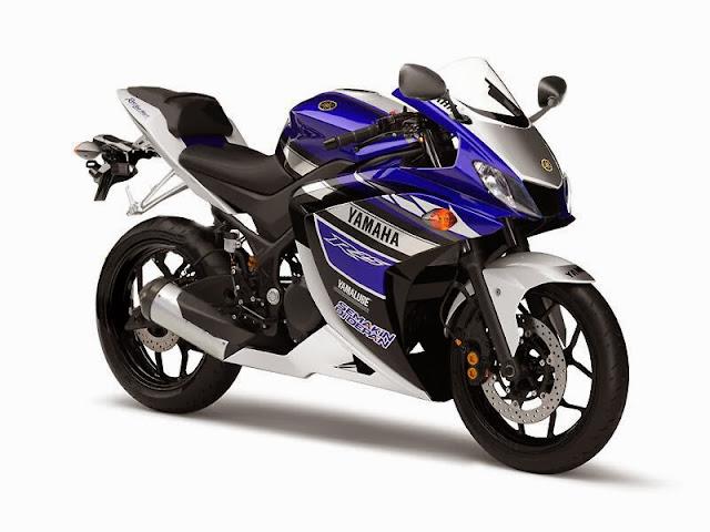 Kumpulan Gambar Yamaha R25, Sang Primadona TMS 2013
