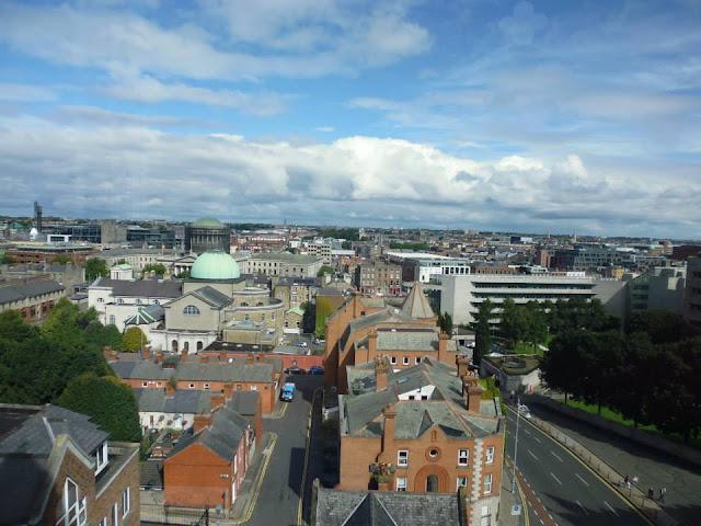Vistas desde la Torre de St. Michael's Church