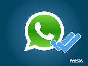 2 check azul de WhatsApp