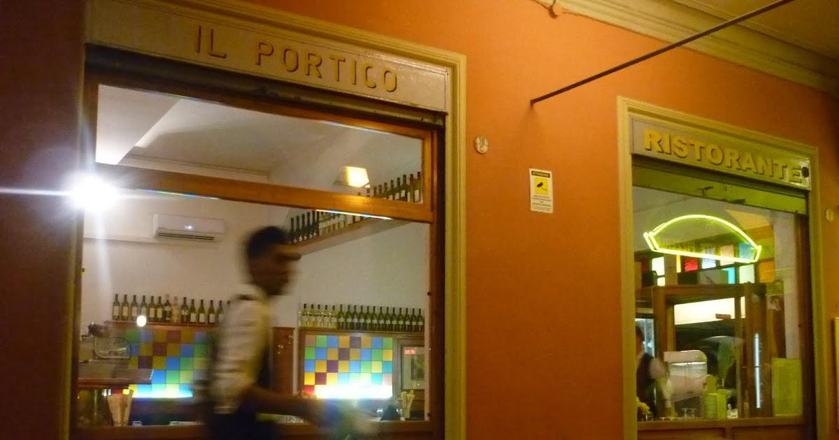 Bologna e non solo ristorante pizzeria il portico for Il portico pizzeria bologna