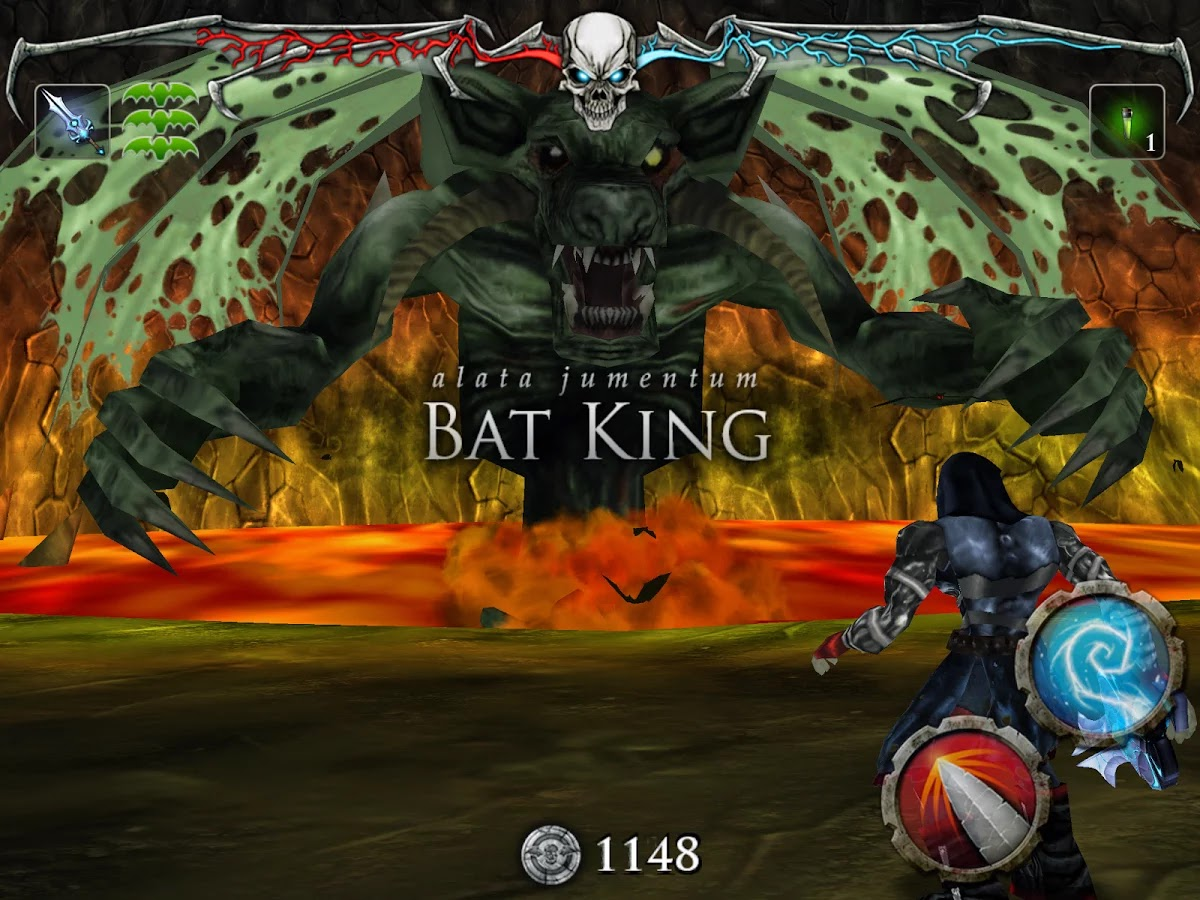 Hail to the King: Deathbat v1.11 Mod [Unlimited Everything]