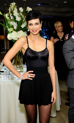 Morena Baccarin Dressed To Impress Sexy Photos