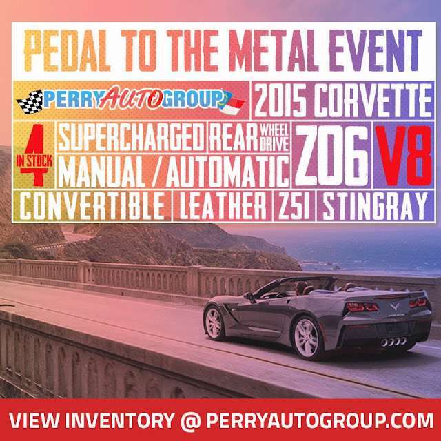 Pedal To The Metal Event