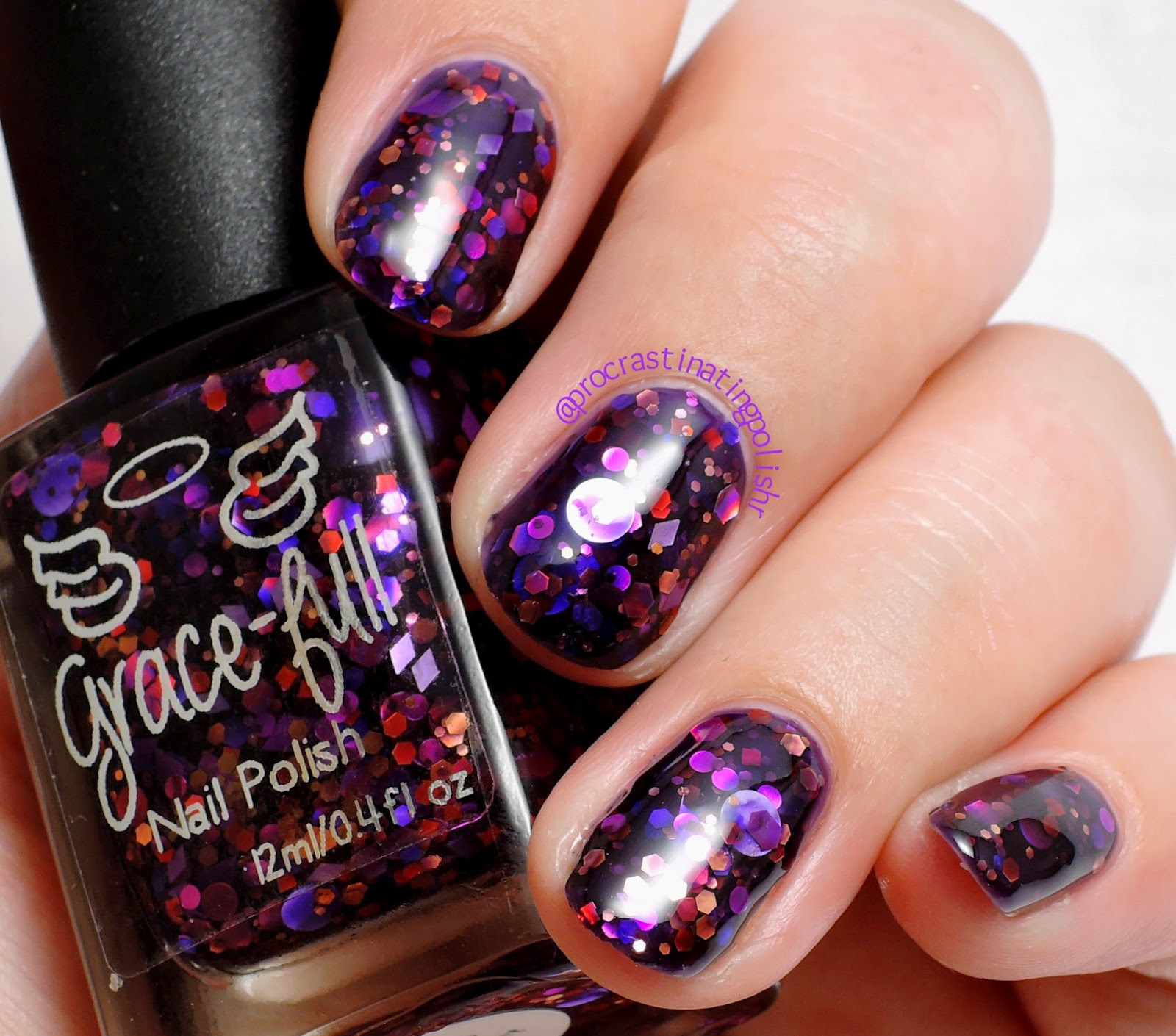 Grace-full Nail Polish - Love's Bouquet | Valentine's Day Duo