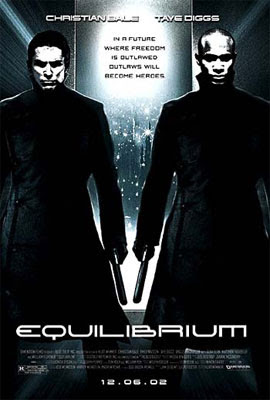 Equilibrium 2002 Hollywood Movie Watch Online