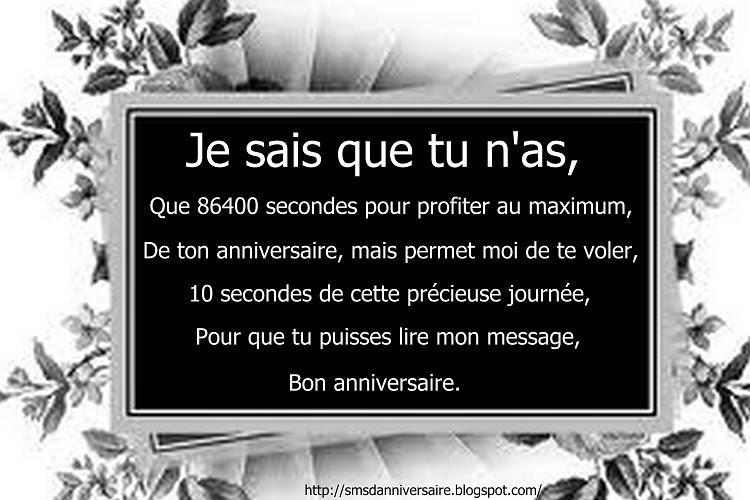 Sms D Amour 2018 Sms D Amour Message Sms D Anniversaire Lettre
