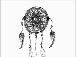 Indian Dream Catcher Tattoo Design