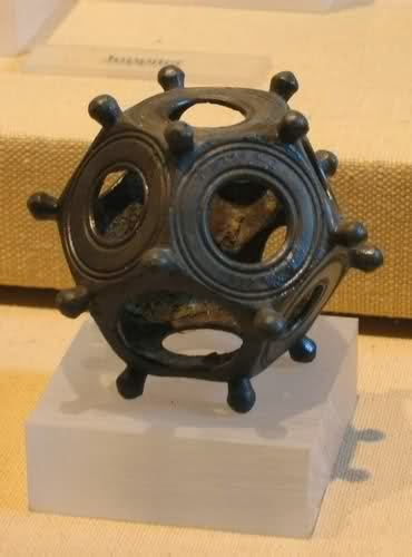 Roman Dodecahedron-4