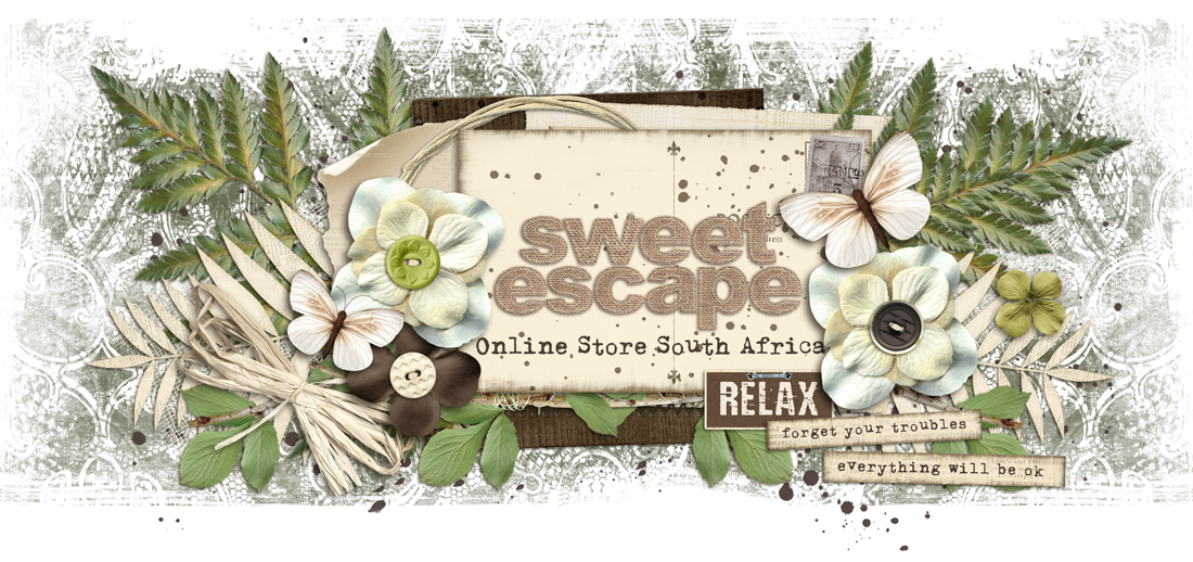 Sweet Escape Workshops, Kits & Bits
