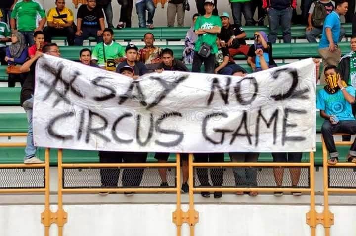 SAY NO TO SARKAS GAME