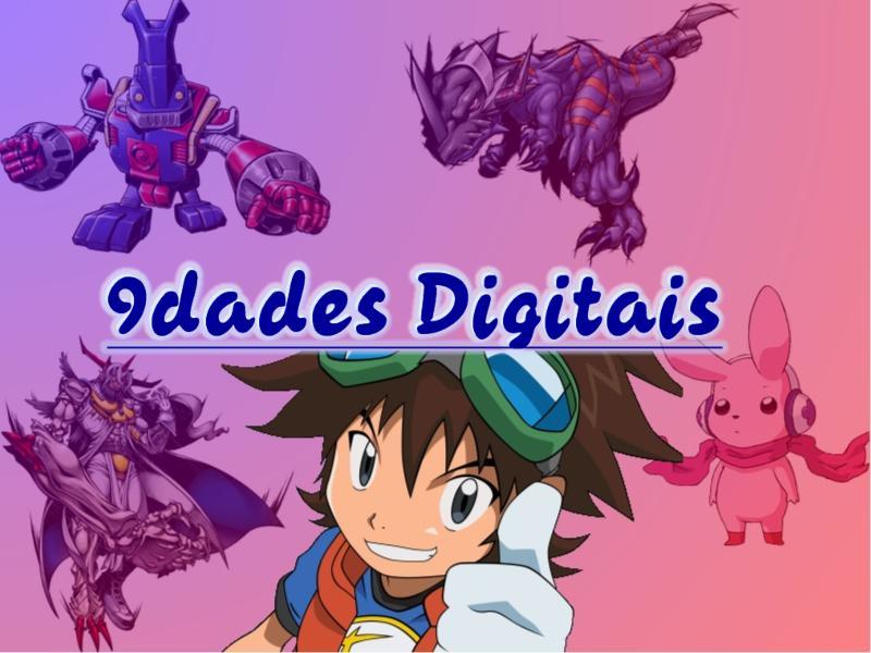 9dades Digitais - As últimas novidades de Digimon da maneira mais divertida