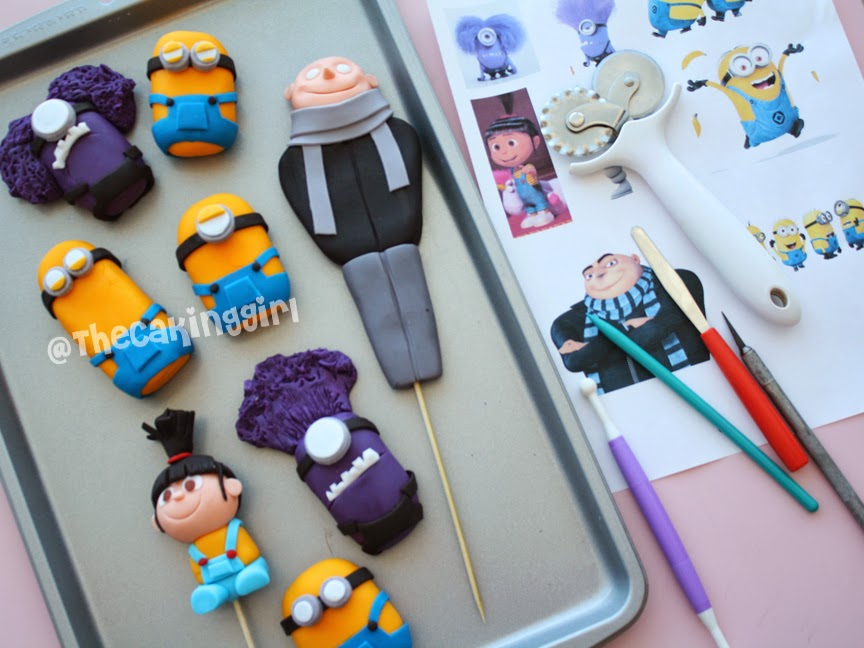 best despicable me cake designs