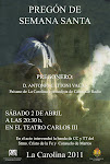 Audio del Pregón de Semana Santa 2011