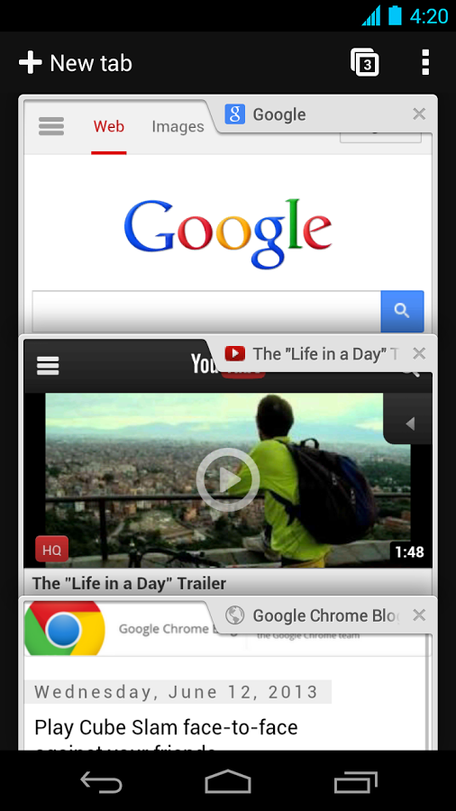 chrome browser apk bocil android news