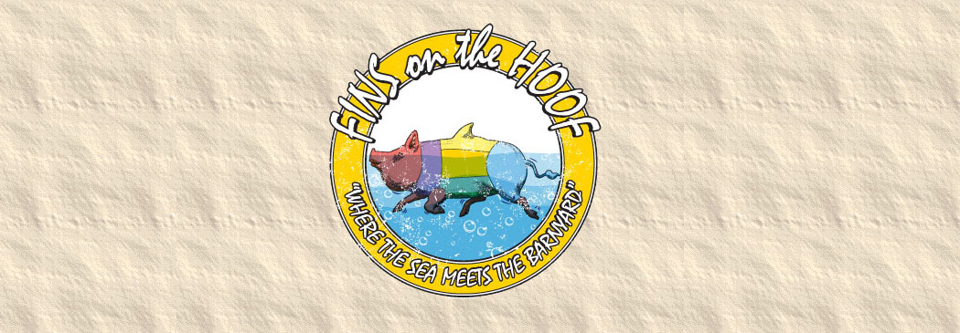 Fins on the Hoof