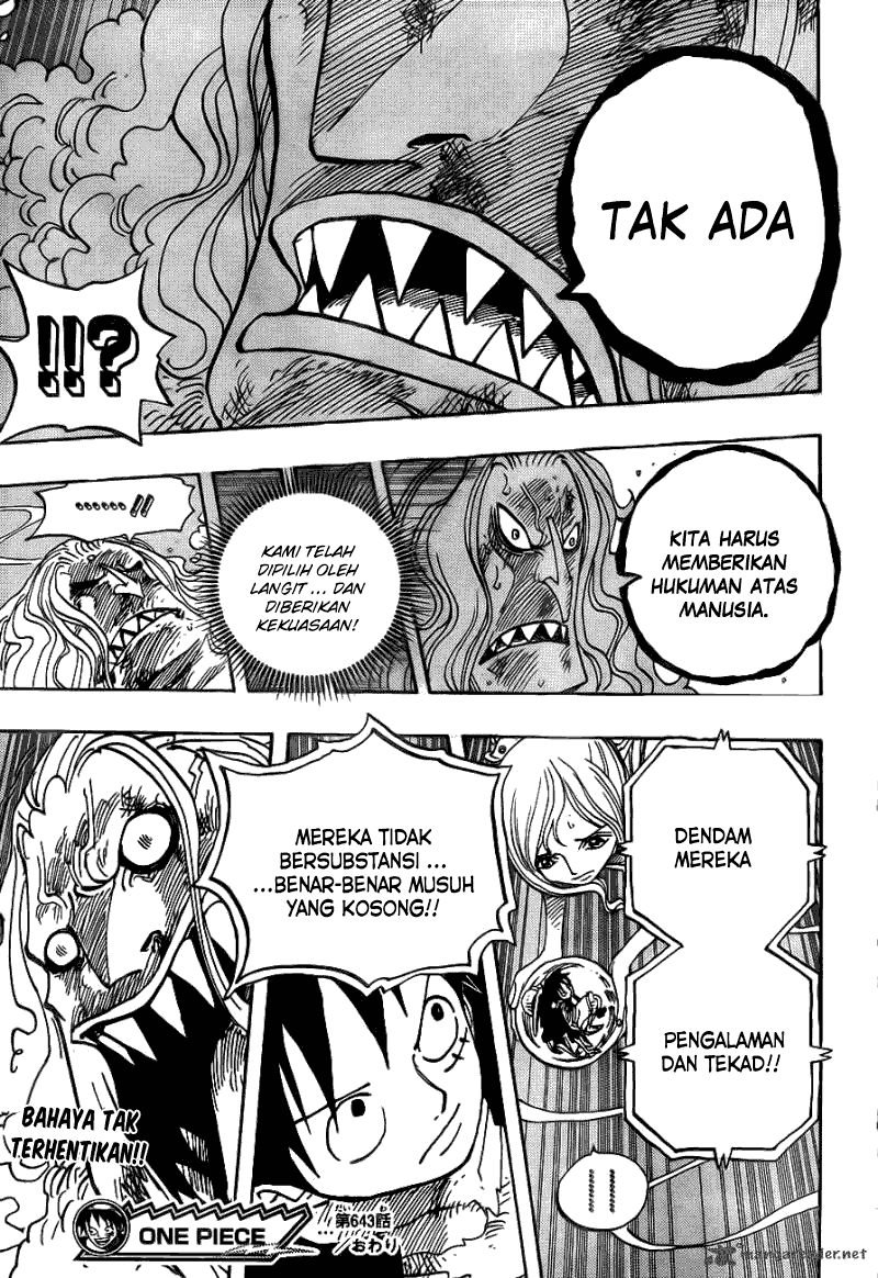 Baca Manga, Baca Komik, One Piece Chapter 643, One Piece 643 Bahasa Indonesia, One Piece 643 Online