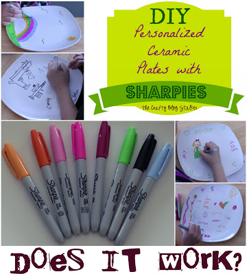 sharpie pens crafts