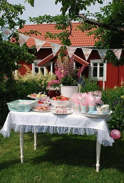 festa jardim vintage:Ba e Bi: Festa Vintage no Jardim