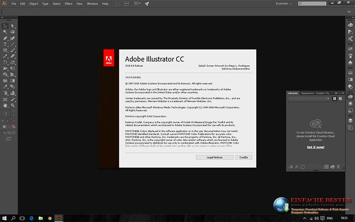Adobe Illustrator Full Version Free
