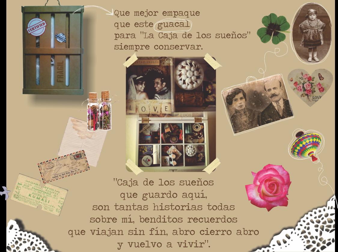 caja de los sueños