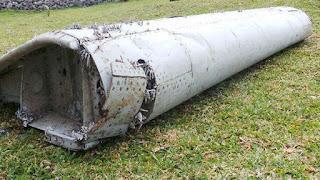 Pengesahan Serpihan MH370 di Pulau Reunion