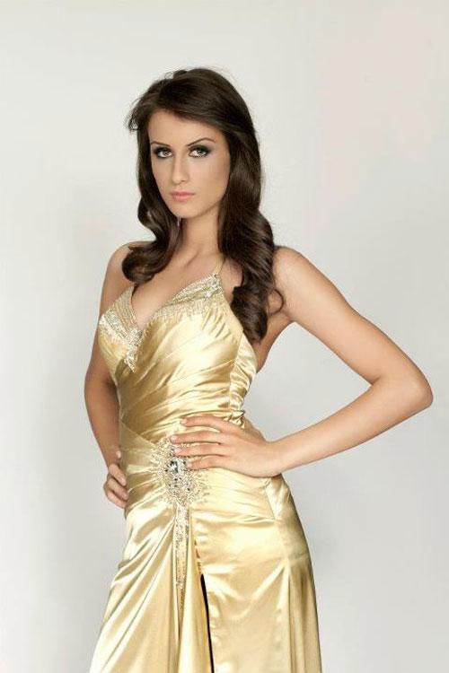 Ina Mancheva : Miss Bulgaria 2012   MISS WORLD 2012 ... Lubica Stepanova