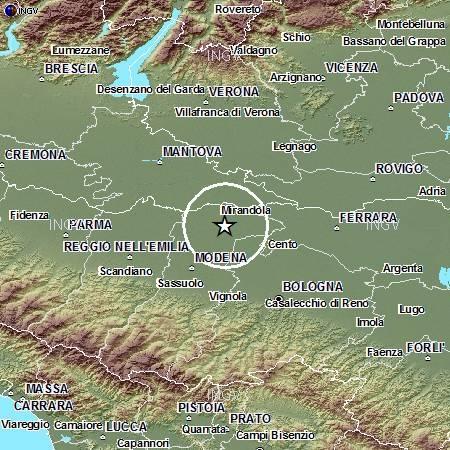 terremoto 29 maggio 2012 modena
