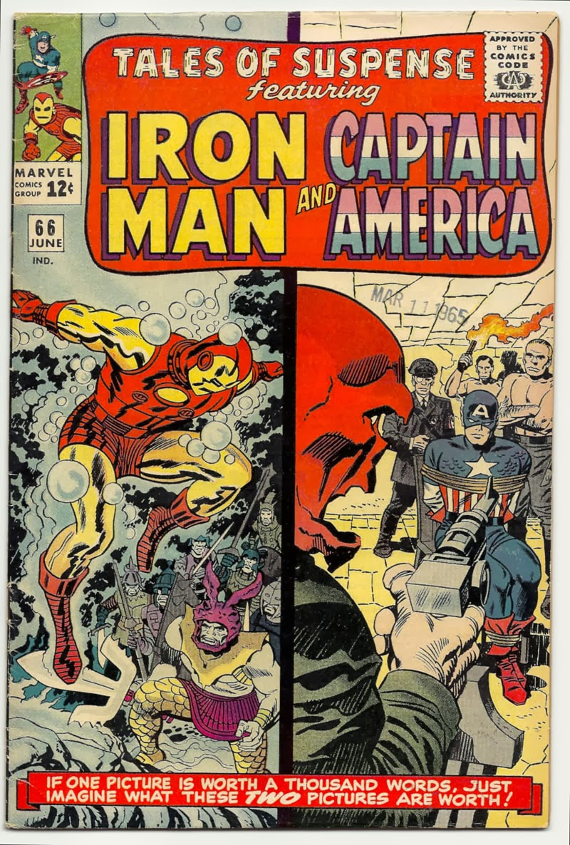Tales of Suspense #66 pic