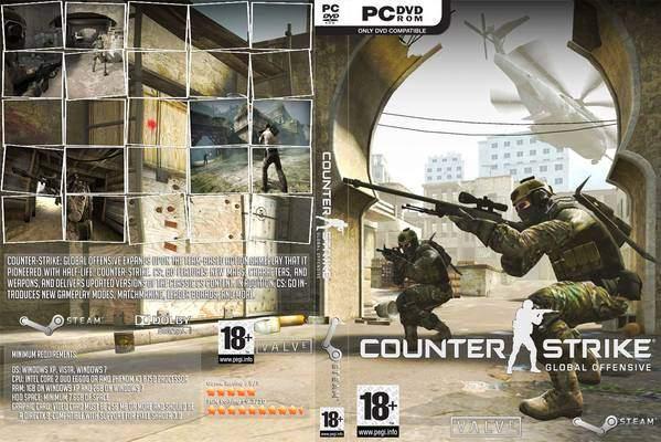 تحميل لعبة Counter Strike Global Offensive برابط واحد مباشر