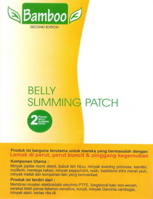 Bamboo Belly Slimming Patch
