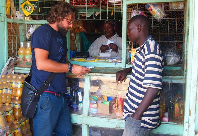 fra Miro Babić mali dom misija afrika sirotište supermarket dobrote donacije
