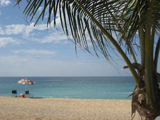 Playa en Faro de Bucerias