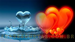 coração com amor