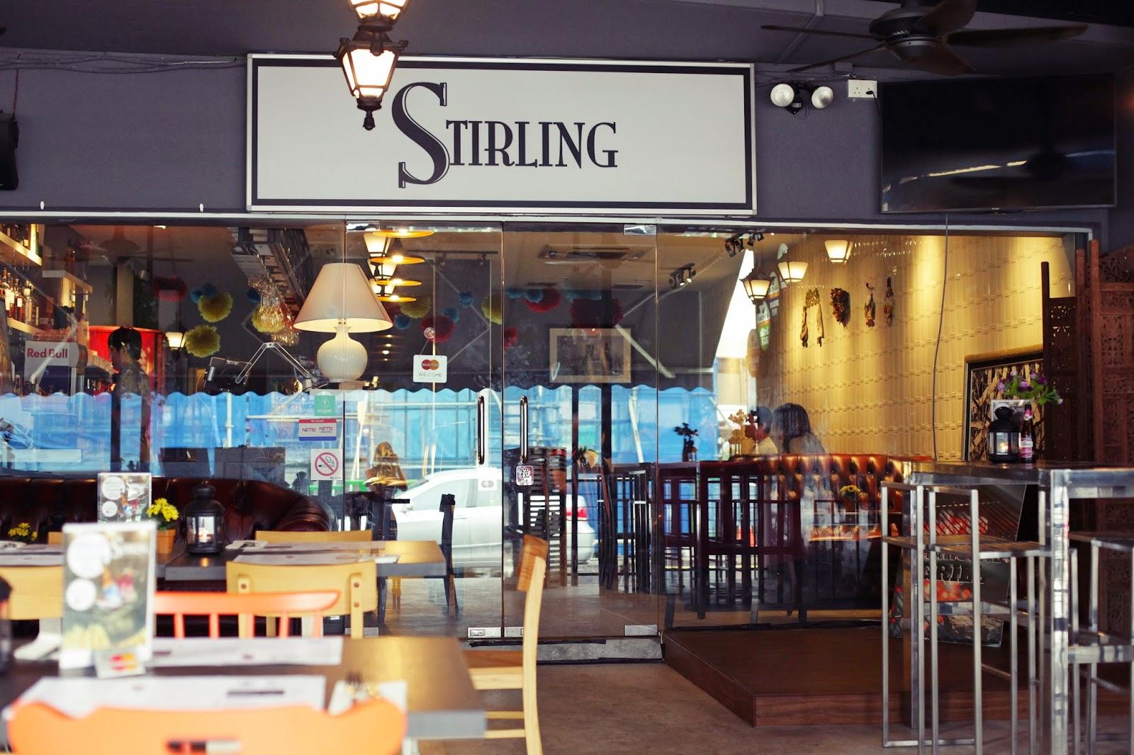 Ohana cafe stirling kaiting hearts for Food bar ohana