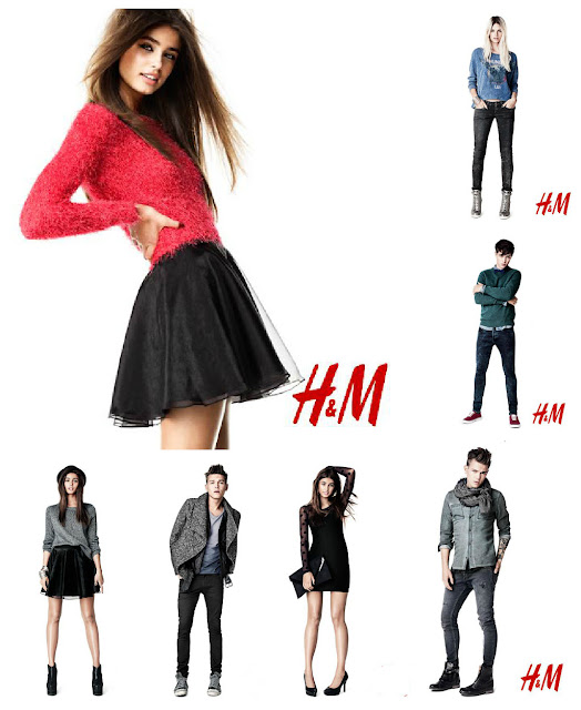 H&M Fall/Winter 2012