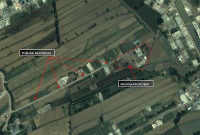 Operation Neptune Spear - the assassination of Bin Laden
