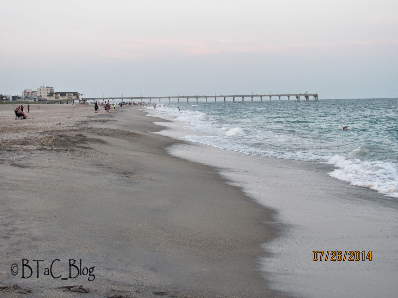 Wrightsville Beach looking toward Johnnie Mercer's Pier