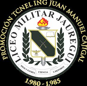 PROMOCIÓN CAJIGAL 1980 - 1985